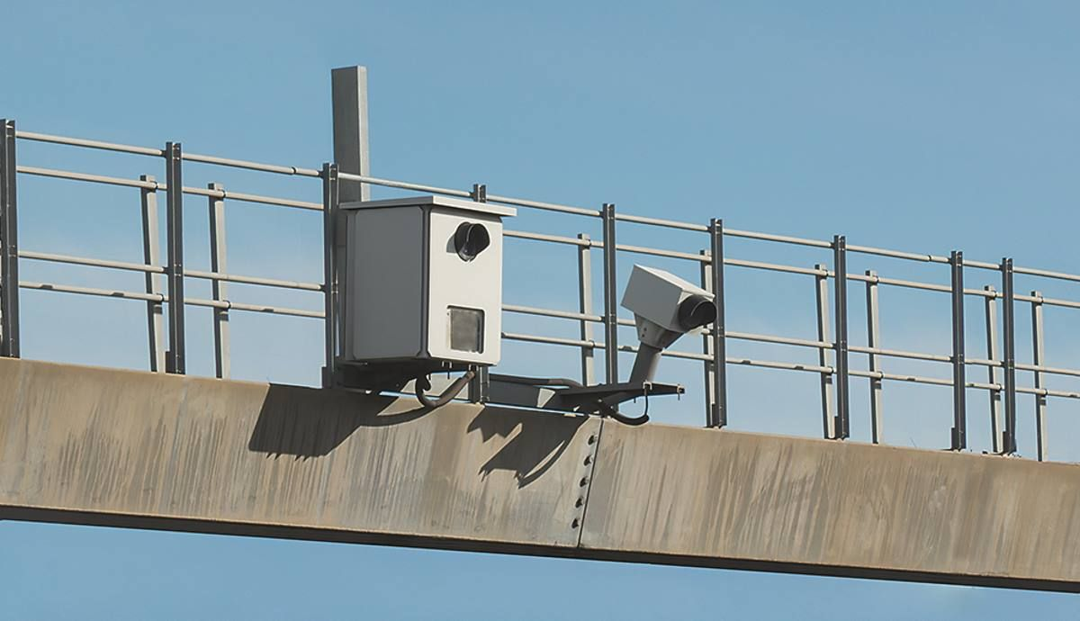 Braking when the GPS or an app warns you of a radar is no longer useful (Image: iStock)