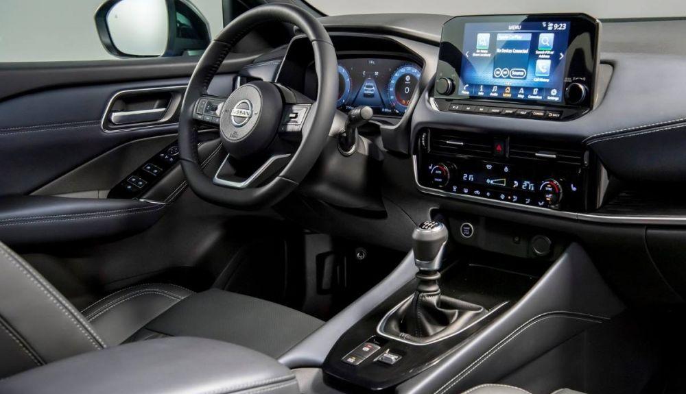 Nissan Qashqai 2021 4