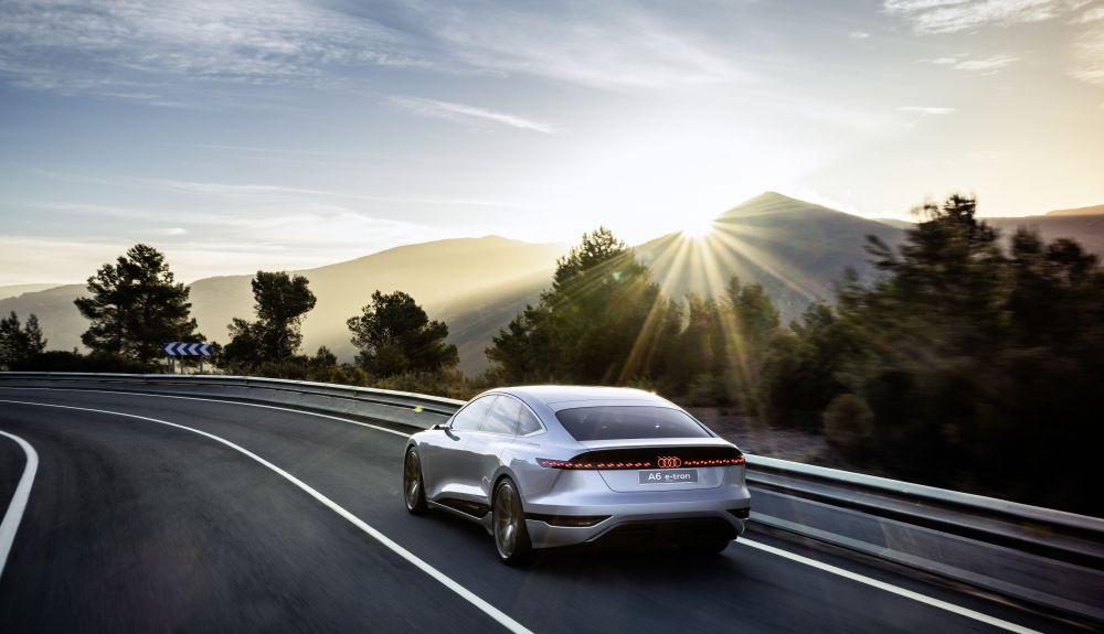 Audi A6 -tron Concept