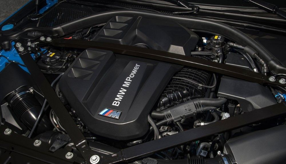 The future BMW M2 Coupé could incorporate a mechanical version of the M4 with more than 400 hp.