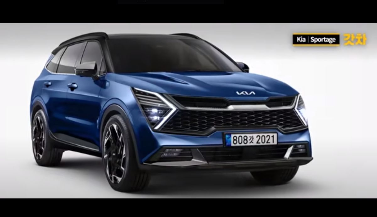 Kia Sportage 2022: last minute and more data of the new SUV, which debuts in June.