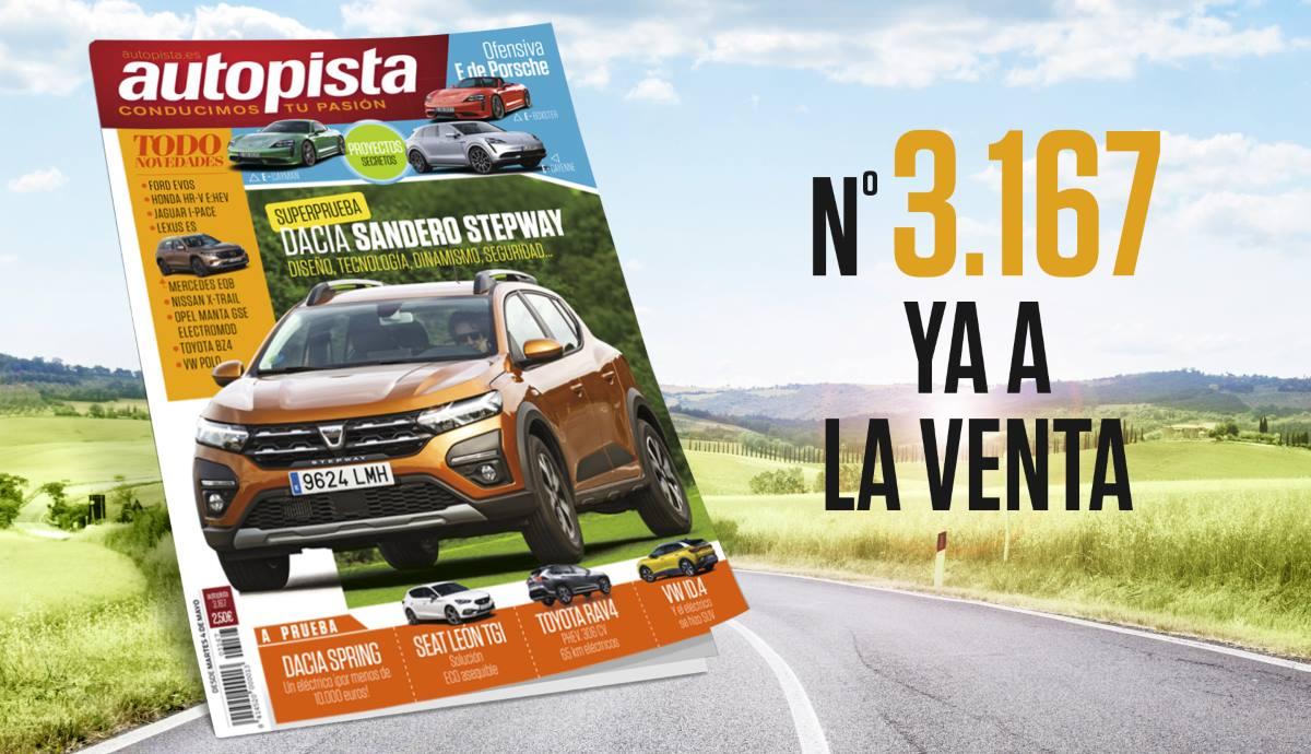 Autopista 3167 Magazine, on sale now