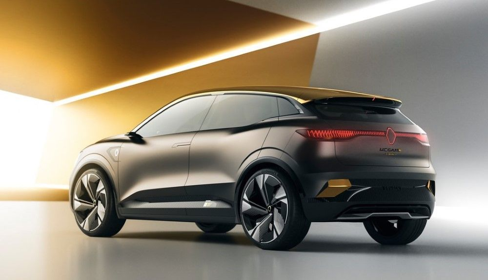 The new Renault Kadjar should take many features from the eVision Concept.