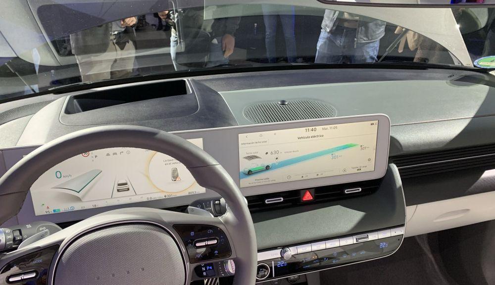 Hyundai Ioniq 5: this is its interior