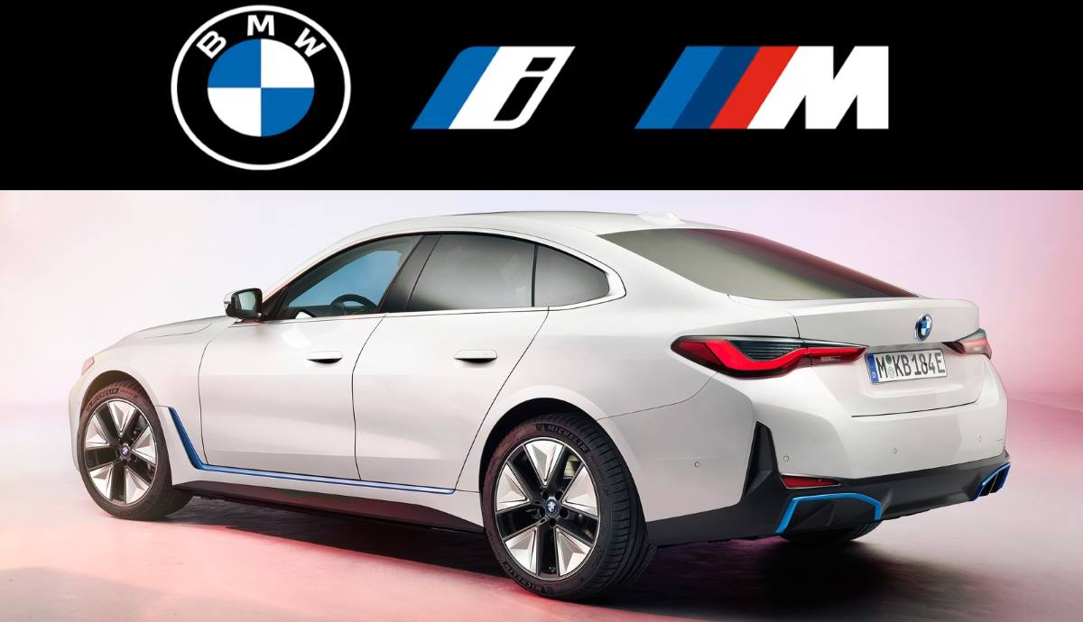 The sports car of the future is called BMW i4M and this is how it will sound