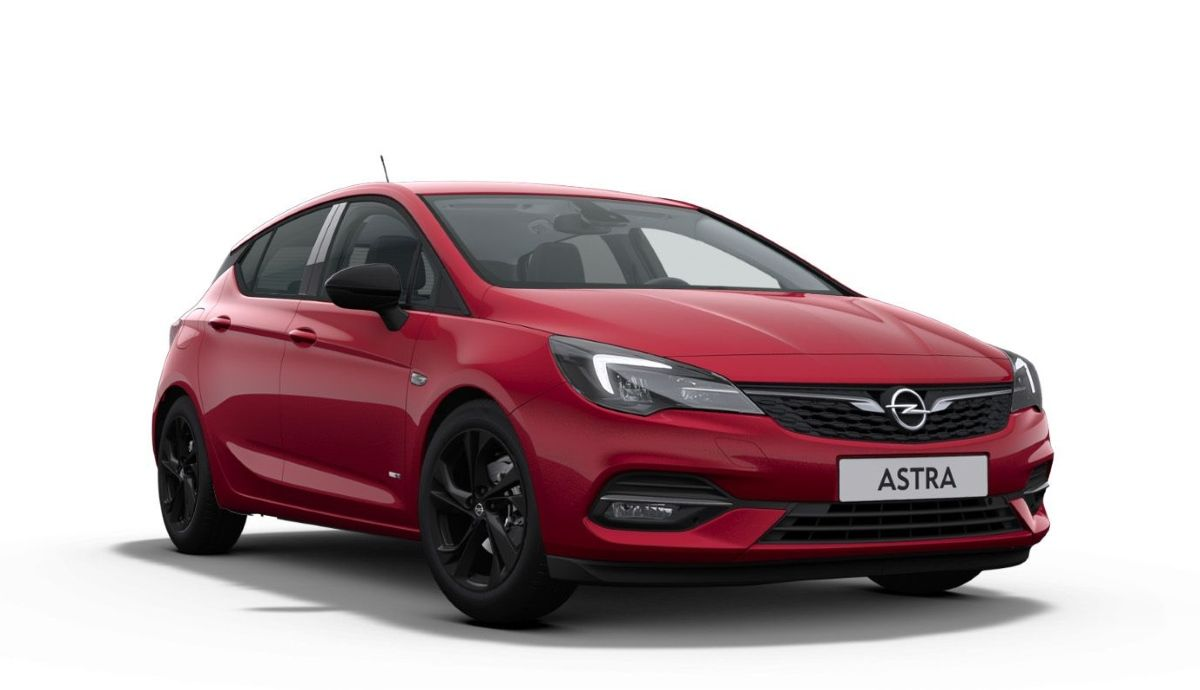Opel Astra 2021: new version and more customization for the compact