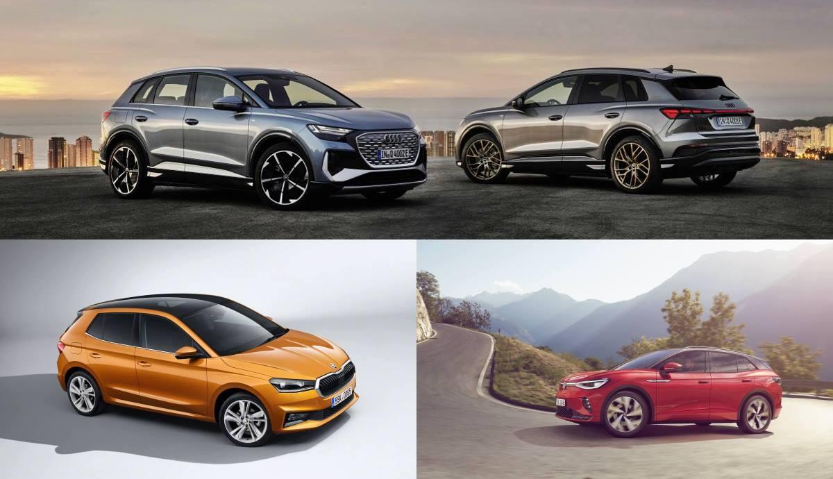 Audi Q4 e tron, Skoda Fabia, ID.4 GTX ... the novelties of the VW Group in 2021