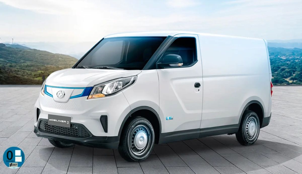 Maxus: this is the new brand of vehicles that arrives in Spain from June.