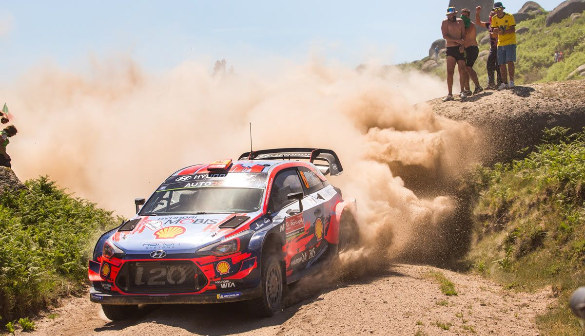 Dani Sordo will make his debut with Borja Rozada as co-driver at Rally de Portugal this weekend.