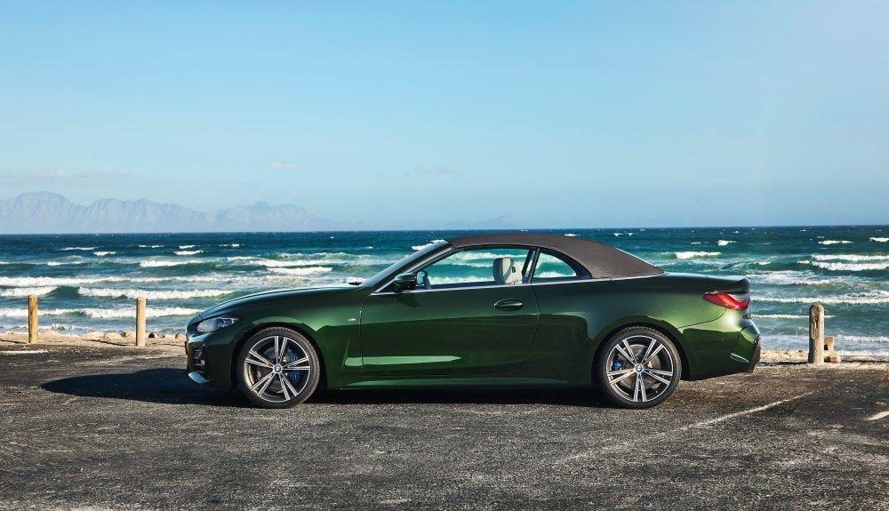 BMW 4 Series Convertible 2021