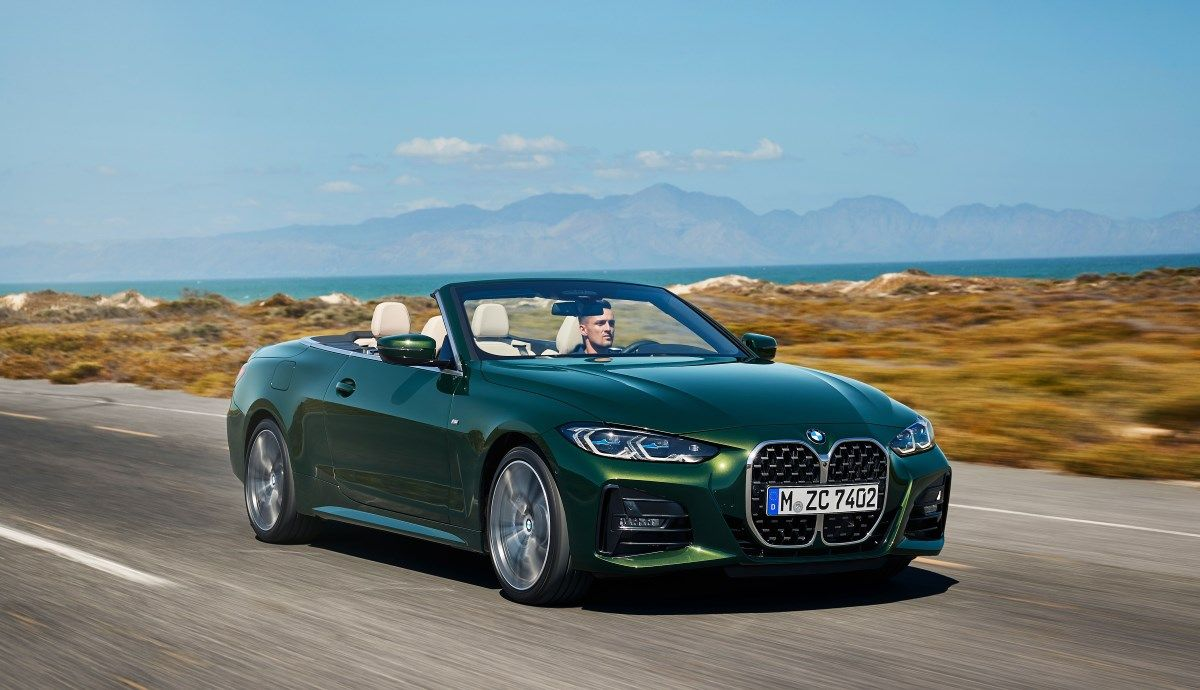 BMW 4 Series Cabrio 2021: prices and keys for Spain of the new convertible.