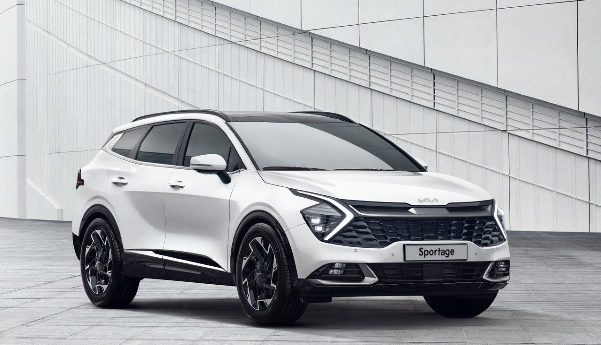 Official: Kia Sportage 2022, this is the new generation of the SUV that arrives already in September.