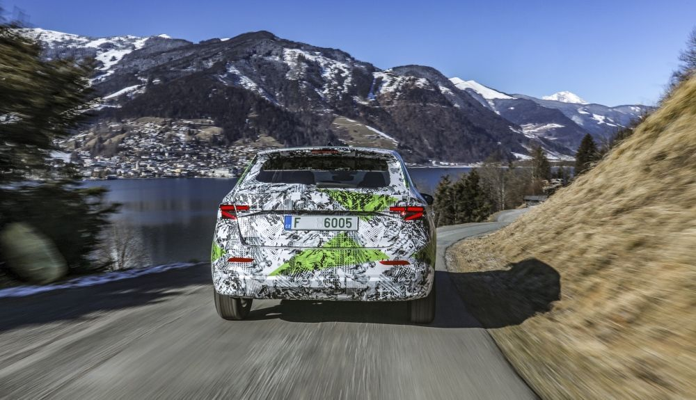 Skoda Fabia 2022: we drive one of its first pre-production units.