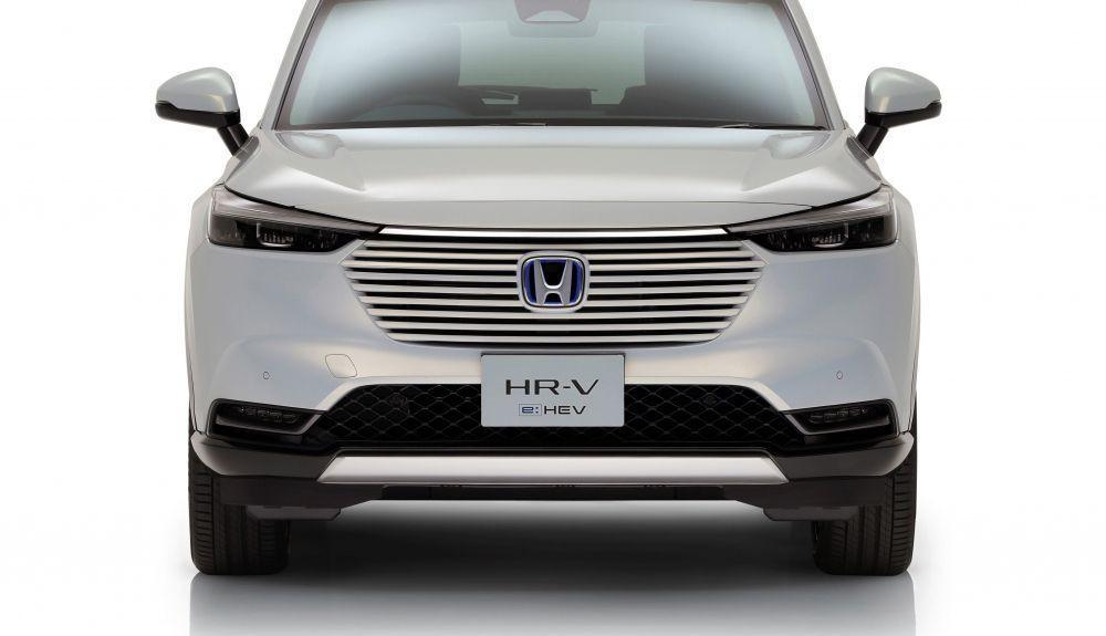 Honda prepara su futuro híbrido con el HR V e:HEV