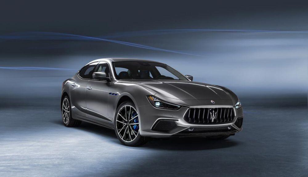 Maserati también se pasará a una gama completamente electrificada