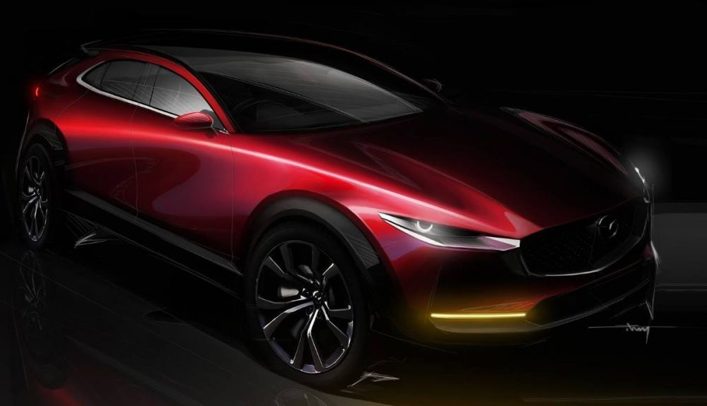 the great novelty suv of mazda in the short term will be the unpublished cx 50 1 1000x575