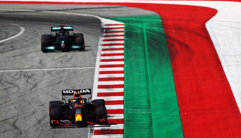 Q1 Verstappen and Bottas were the fastest in Q1