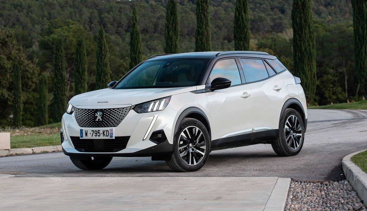 Peugeot e 2008