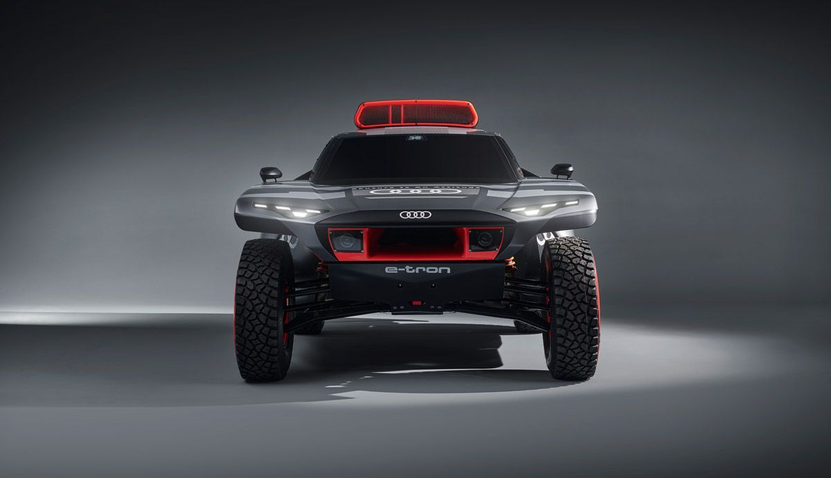 Audi RS Q e-tron.