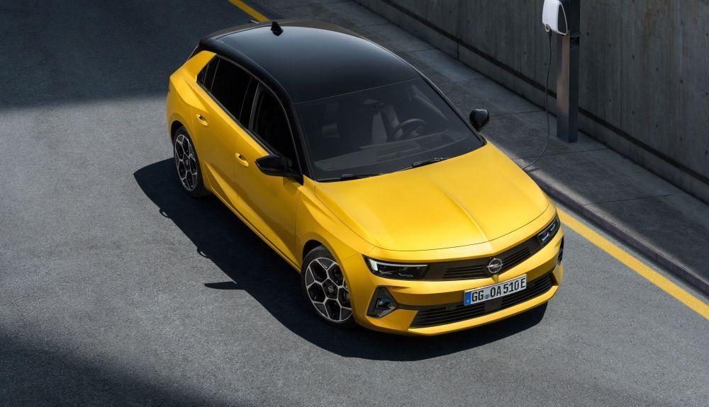 Opel Astra VI 5