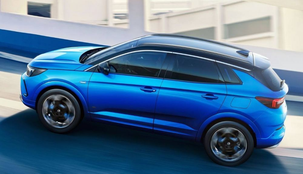 Opel Grandland restyling 2022 4
