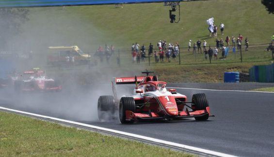 Hauger and Prema dominate the F3 season at will