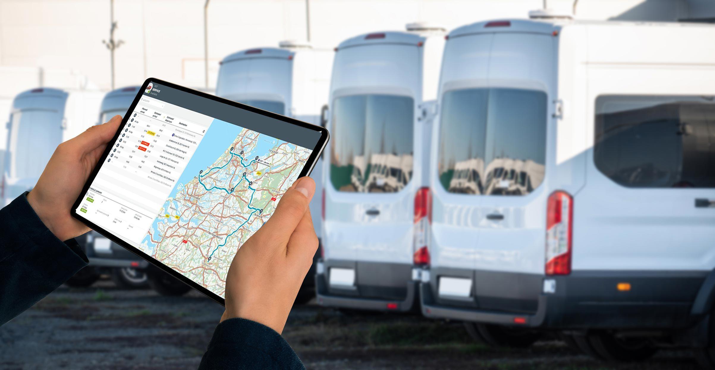 Gestión y control de flotas de vehículos por GPS para profesionales: nuestros consejos y ventajas