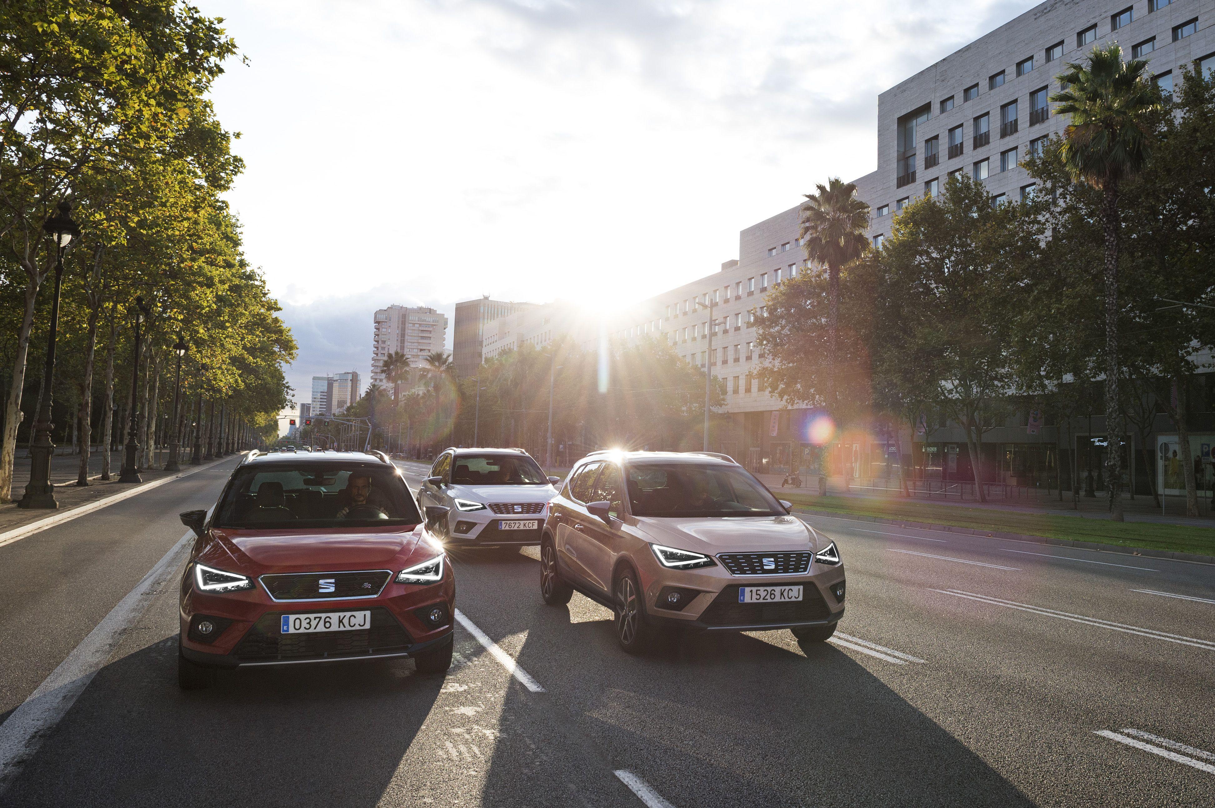 Renting a particulares: Seat y Volkswagen, las marcas más demandadas