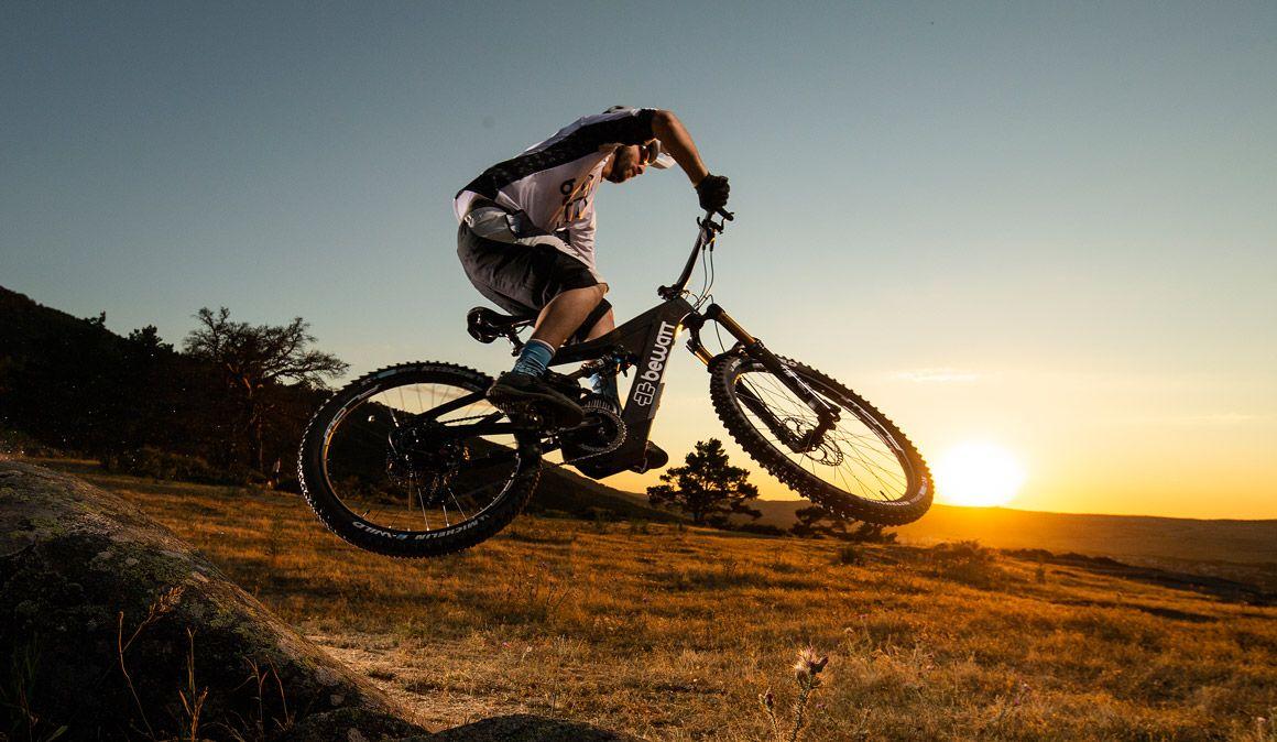 Bewatt.  Reinventing the electrified adventure sport photo 1