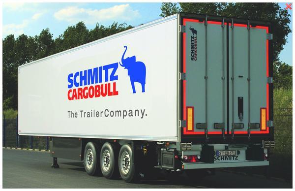 Resultado de imagen de Schmitz Cargobull