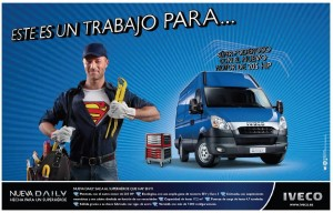Campaña Daily Superman