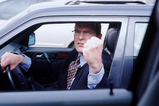 7 personalidades de conductores al volante