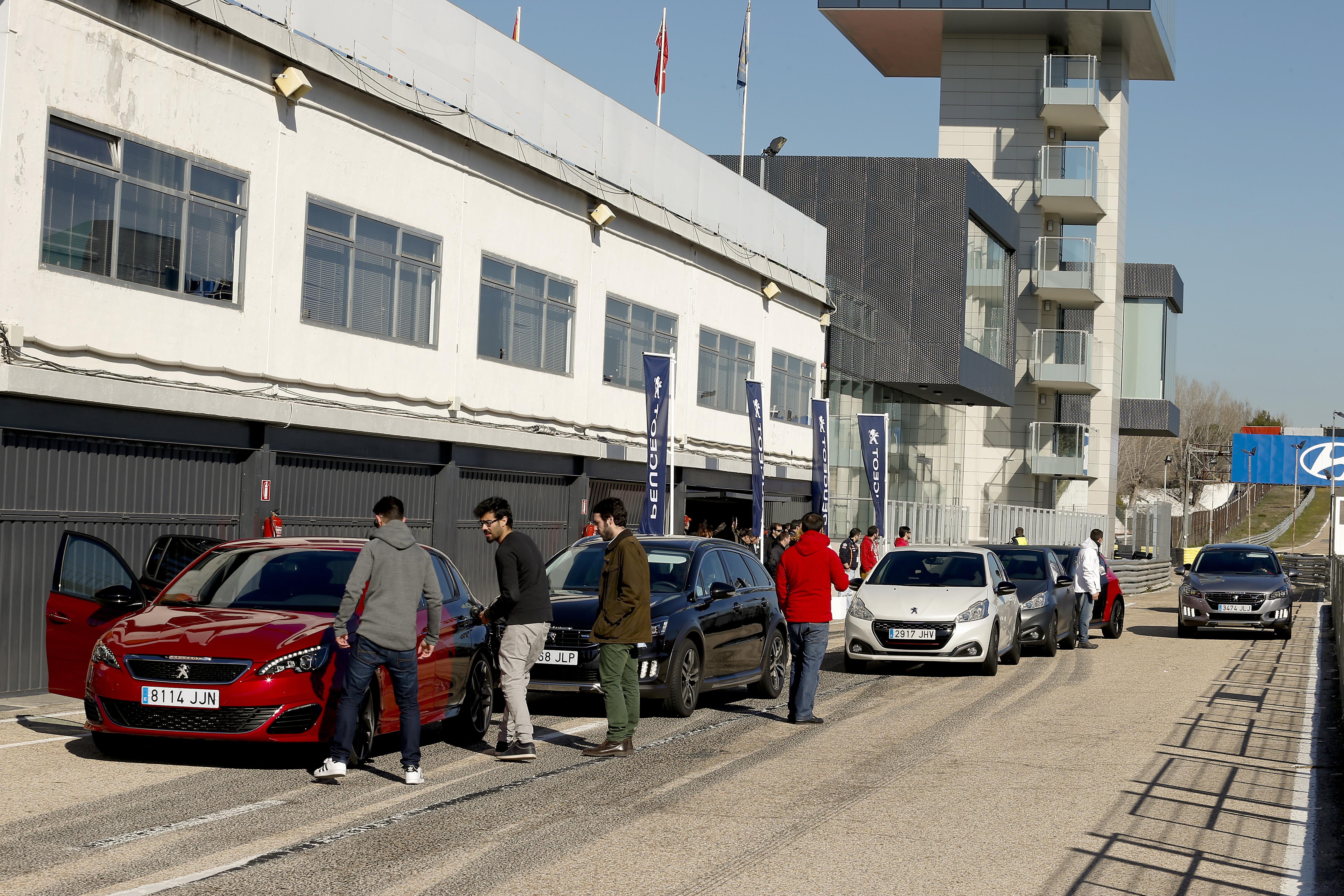 Evento Peugeot