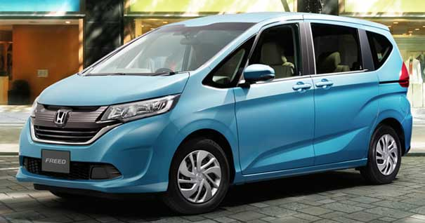 Honda Freed híbrido, estrenará nueva generación de motor eléctrico