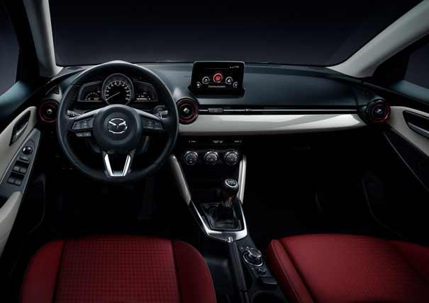 Mazda2 Sport Red Edition