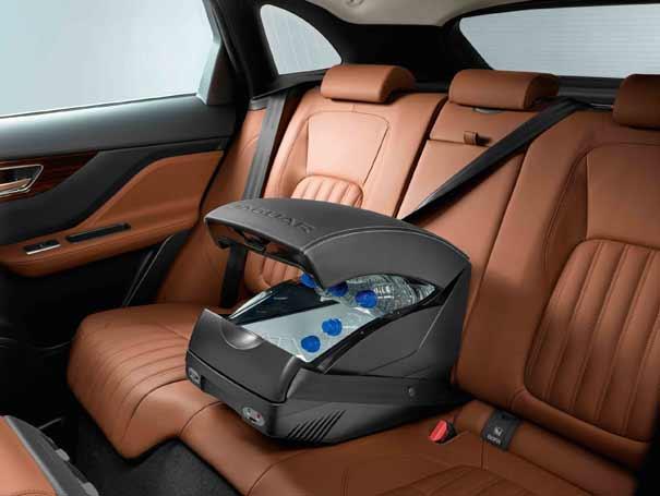 Jaguar Land Rover accesorios originales