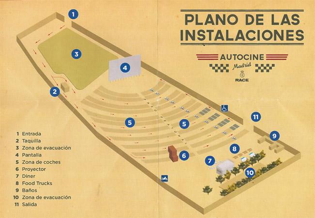 Autocine de Madrid