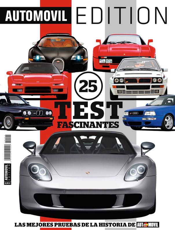 Automóvil Edition: especial 25 mejores pruebas