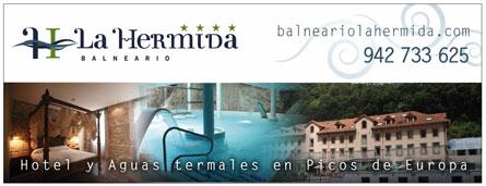 Balneario La Hermida