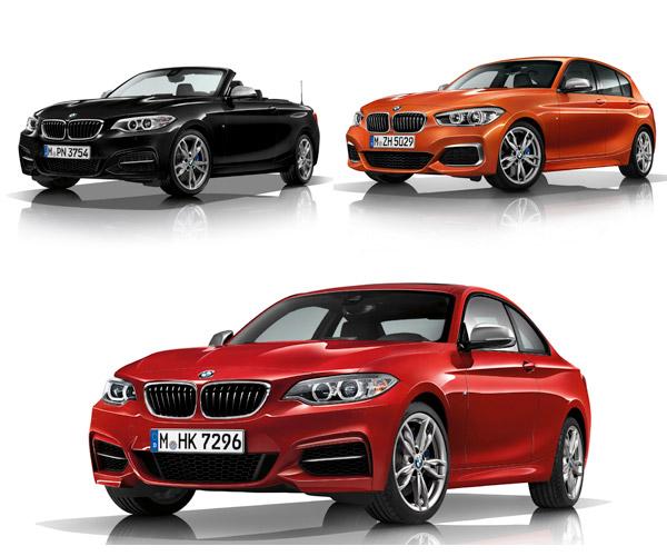 BMW M140i y M240i
