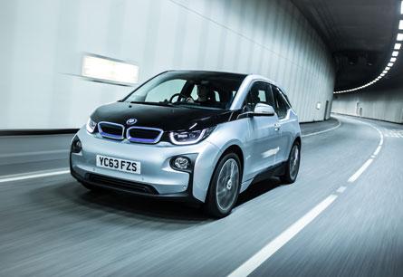 Finalistas COTY 2014: BMW i3