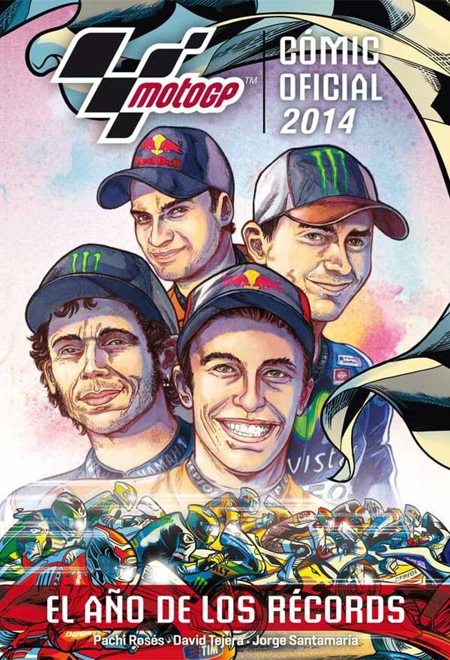 Cómic 'El año de los récords' de MotoGP