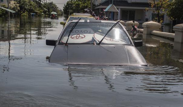Desastres naturales, ¿lo cubre mi seguro?
