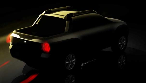 Renault Duster pick up