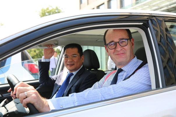Ford y la marca china Zotye, juntas para fabricar nuevos coches eléctricos