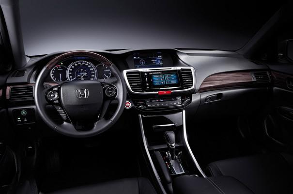 Honda Accord para Asia