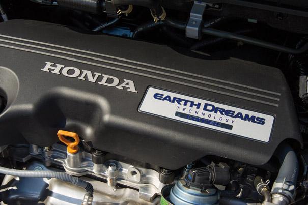 Nuevos motores Honda