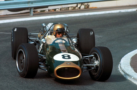 Muere Jack Brabham