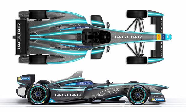 Jaguar vuelve a las carreras:,participará en la Fórmula E eléctrica