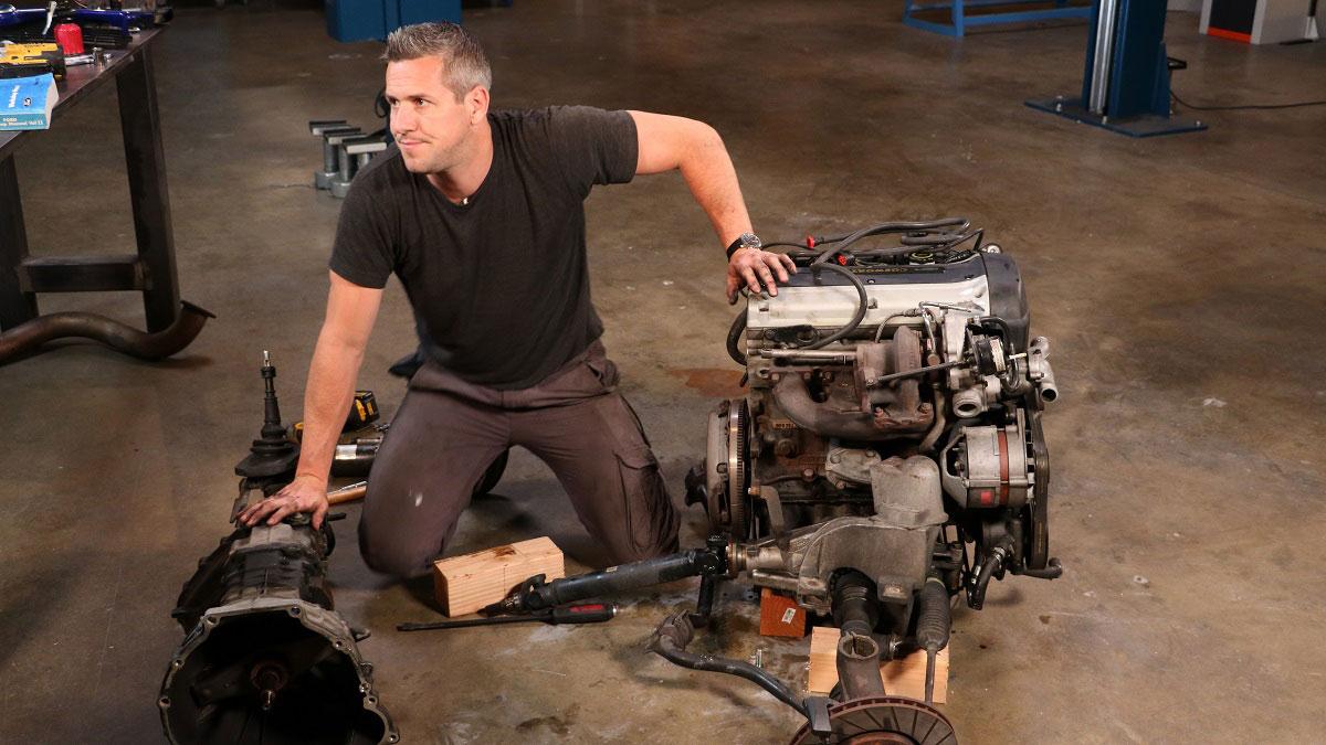 Ant Anstead, nuevo mecánico de Joyas sobre ruedas
